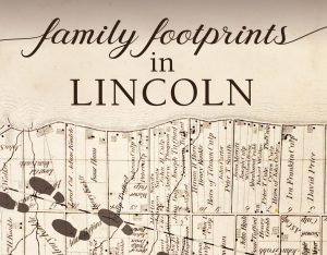 family footprints in lincoln