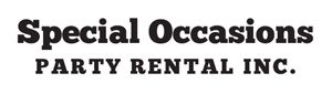 Special Occations Party Rental logo