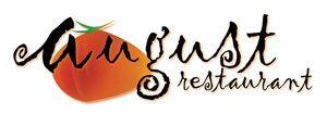 August Restaurant logo
